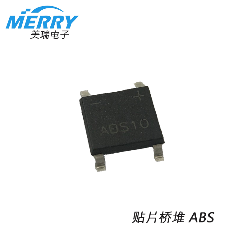 FABS110 (1A 50V-1000V) soft bridge fast recovery bridge stack